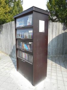 Bücherschrank Detmerode